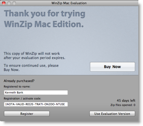 How to Use WinRAR for Mac - WinZip Mac Edition